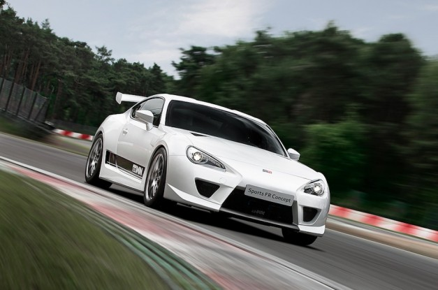 Report: TRD Toyota GT86 to debut at Goodwood alongside GRMN Sports version