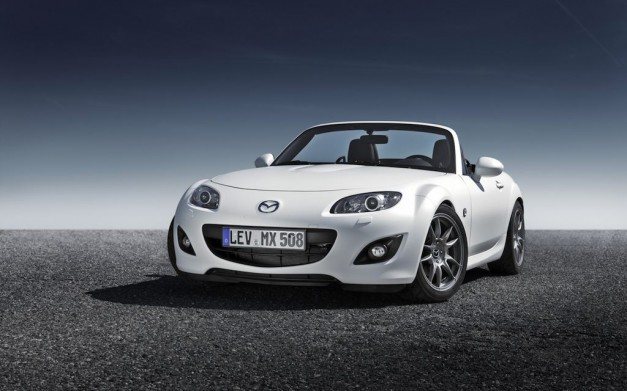 Report: Mazda Miata Yusho Prototype is a 241hp supercharged pocket rocket