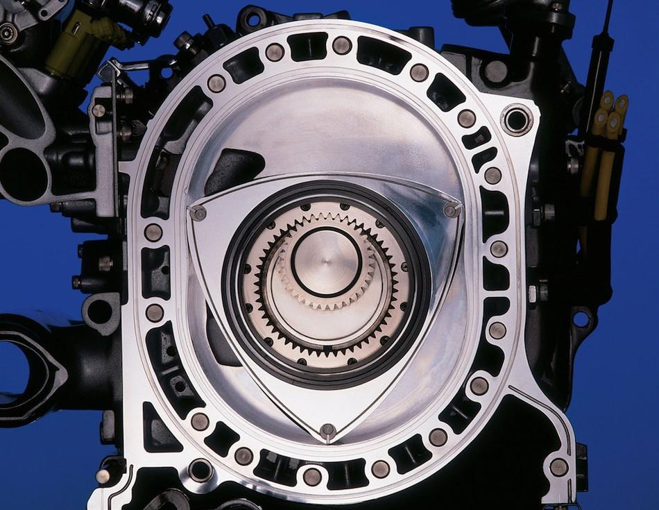Mazda RX8 Renesis Rotary