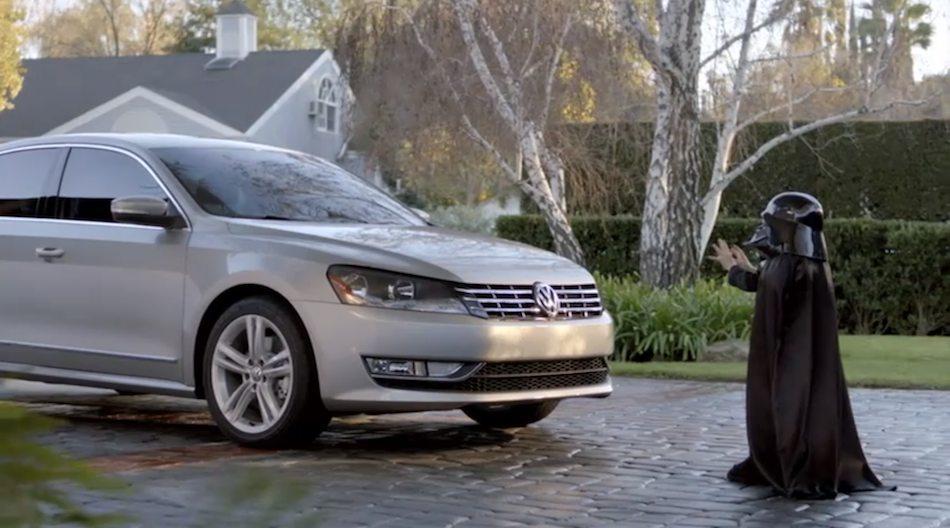 Volkswagen Little Vader