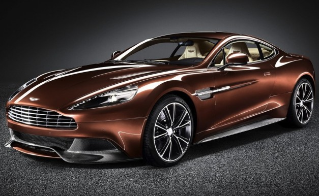 Aston Martin AM 310 Vanquish Front 3/4 View