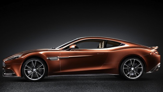 Aston Martin AM 310 Vanquish Side View