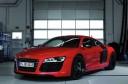 Audi R8 e-tron Nurburgring Lap Front 3/4 View