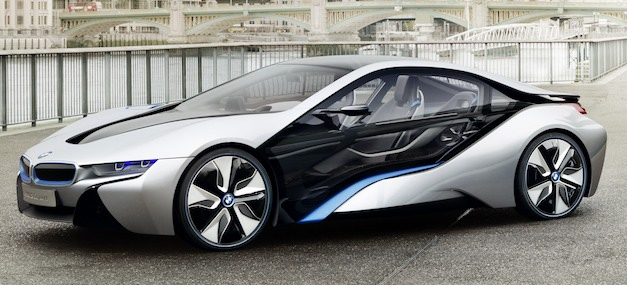 Report: BMW i8 to be priced above $125,000