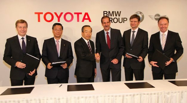 BMW Toyota Partnership