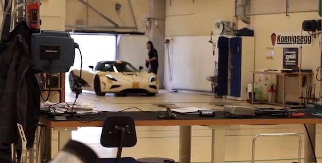 DRIVE Koenigsegg