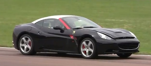 Report: Next Ferrari California to be quicker with better fuel-economy