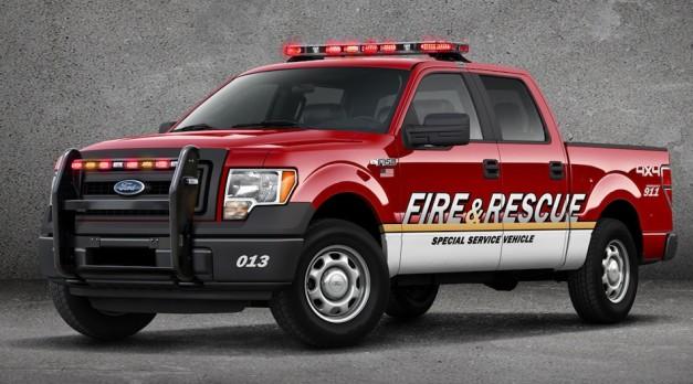 2013 Ford F150 XL Fire  egmCarTech  egmCarTech