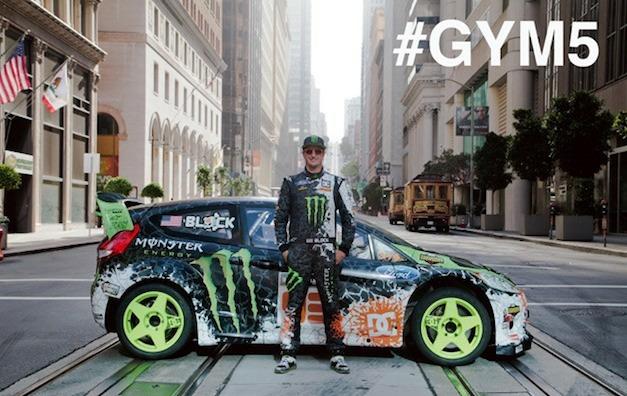 Gymkhana 5