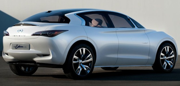 Report: Infiniti plans to increase global sales to 500,000 by 2016