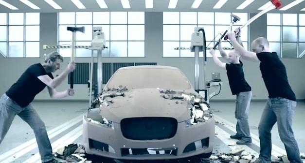 Jaguar Design Process