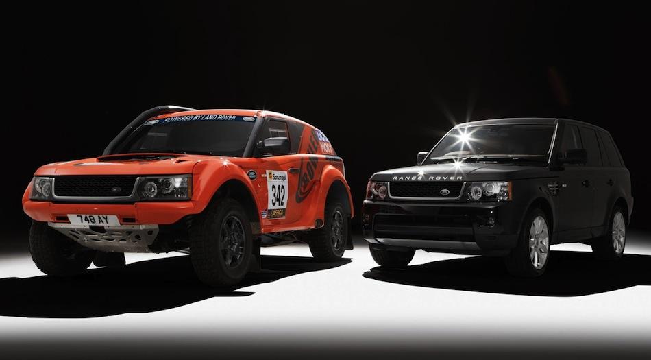 Land Rover Bowler Team