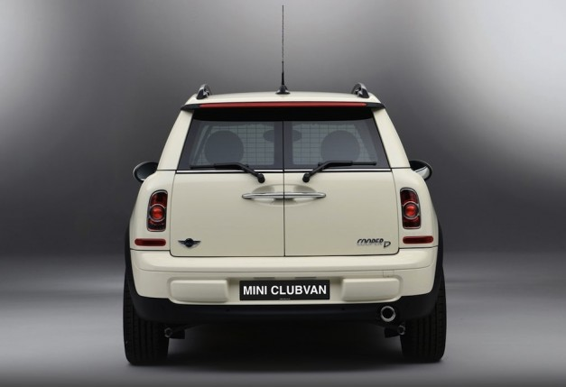 Mini Clubvan Rear View