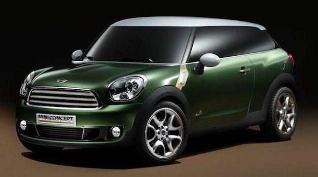 Report: Mini Countryman coupe ready to go on sale next year