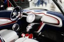Mini Rocketman Britain Concept Interior