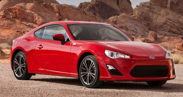 Report: Toyota working on Playstation track-pack black box for Scion FR-S