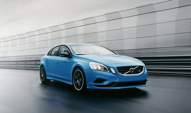 Volvo S60 Polestar Concept in Action