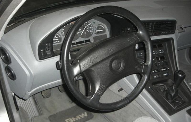 1990 Bmw 850i Interior Egmcartech