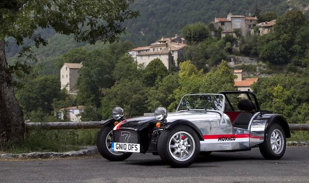 2010 Caterham 7 Report: Caterham working on a new sports car, US may get a slice