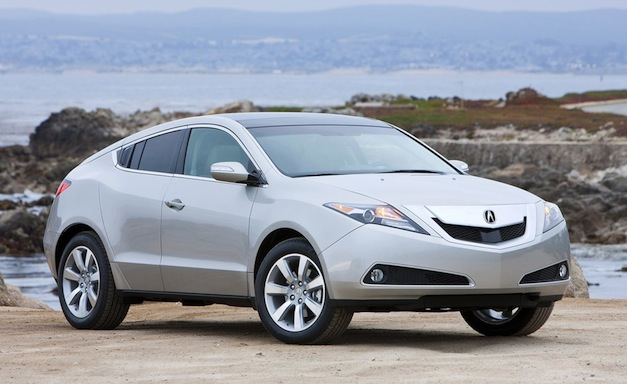 2012 Acura ZDX Acura shares details on future lineup, confirms ZDX refresh for 2013