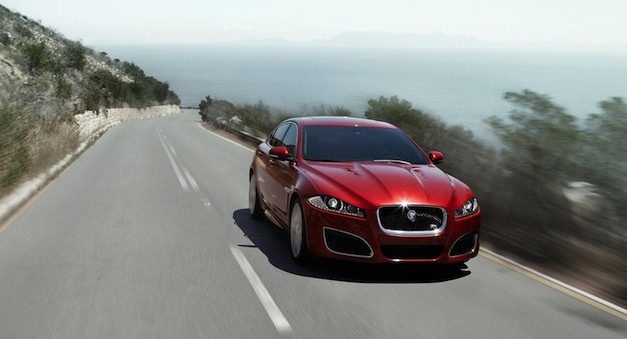 2012 Jaguar XFR Report: More potent Jaguar XFR S to debut at Los Angeles in November with 542hp