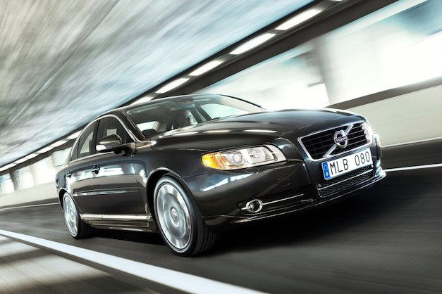 2012 Volvo S80 1,469 2011 2013 Volvo S80s recalled over buggy transmission software