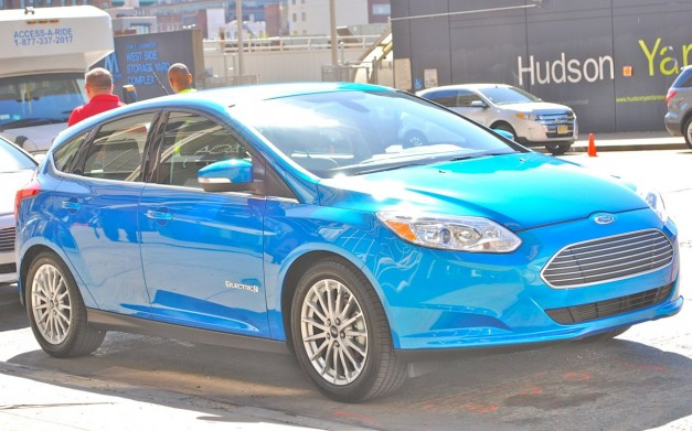 Quick Spin: 2012 Ford Focus Electric Main