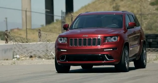2012 Jeep Grand Cherokee SRT8 Ignition