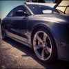 2013 Audi RS5 Front Right Wheel Profile
