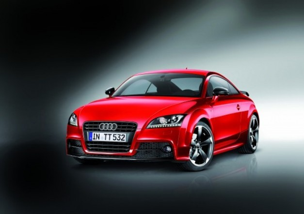 Report: Audi to offer optional S-Line Competition Package on 2013 TT