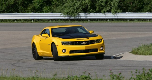 Chevrolet unveils 1LE package for Camaro SS