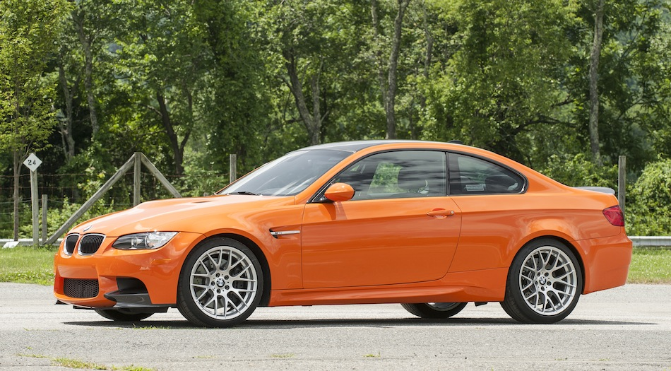 2013 bmw m3 coupe lime rock park edition front 7 8 view egmcartech. Black Bedroom Furniture Sets. Home Design Ideas