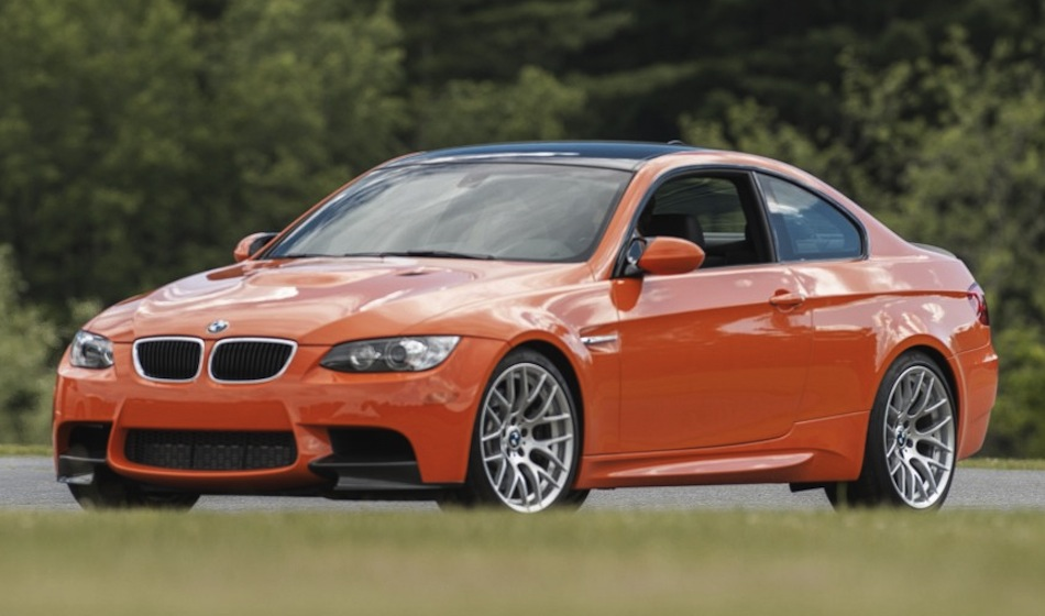 2013 bmw m3 coupe lime rock park edition front 3 4 view egmcartech. Black Bedroom Furniture Sets. Home Design Ideas