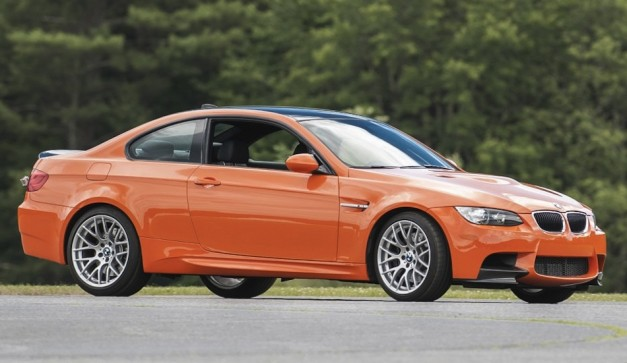 2013 BMW M3 Coupe Lime Rock Park Edition Front Quarter View