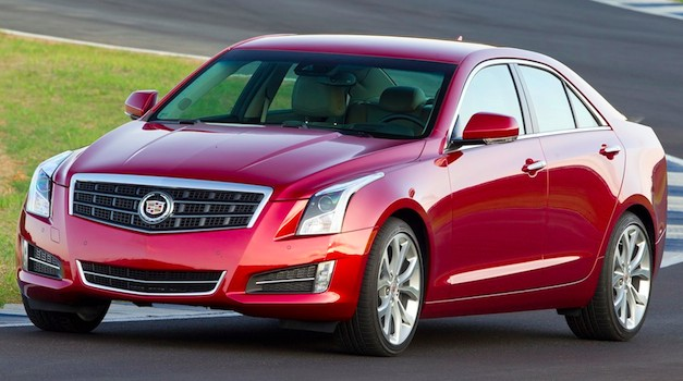 2013 Cadillac ATS earns 5 star safety rating from the NHTSA