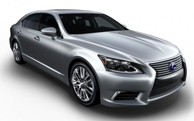 Lexus LS 460 Price
