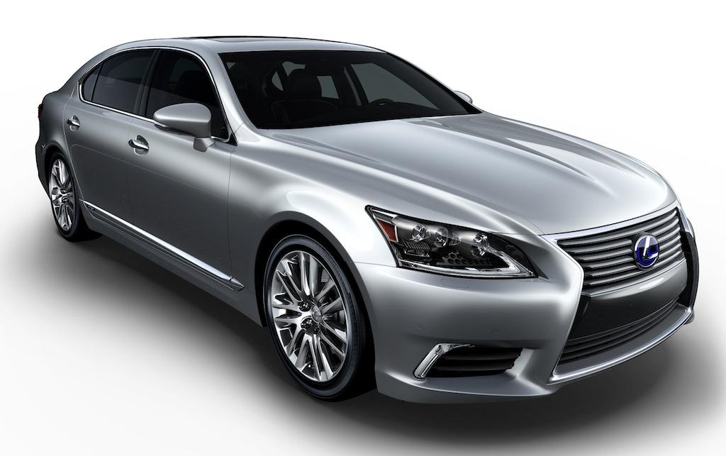 2014 Lexus LS 460 Price
