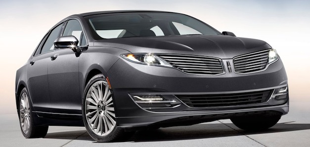 2013lincolnmkzfront Survey says: Lincoln is no. 1 in American Customer Satisfaction Index