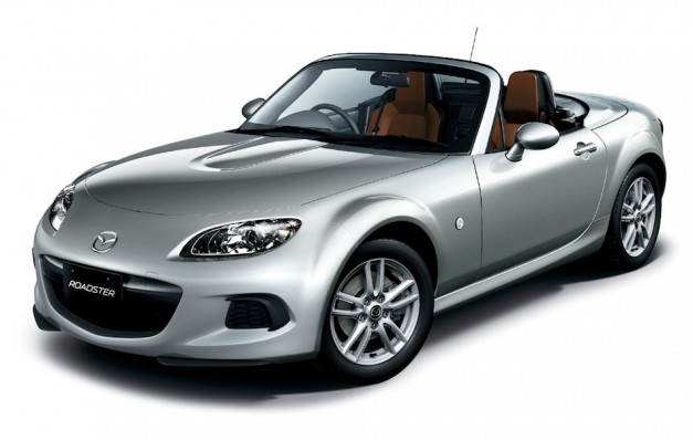 2013 Mazda MX-5 Miata details released
