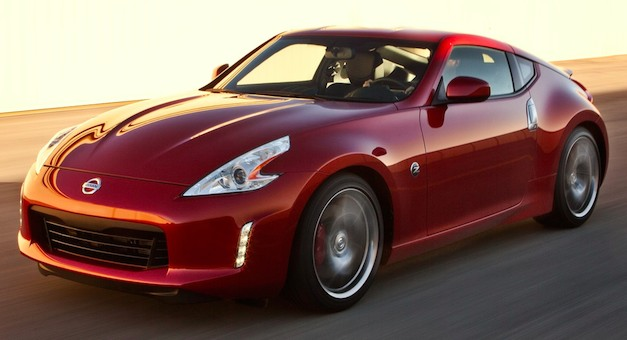 2013nissan370zaction 2013 Nissan 370Z price starts at $33,120
