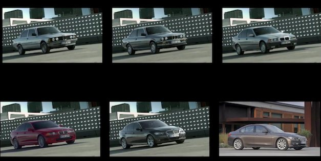 BMW 3-Series History Video