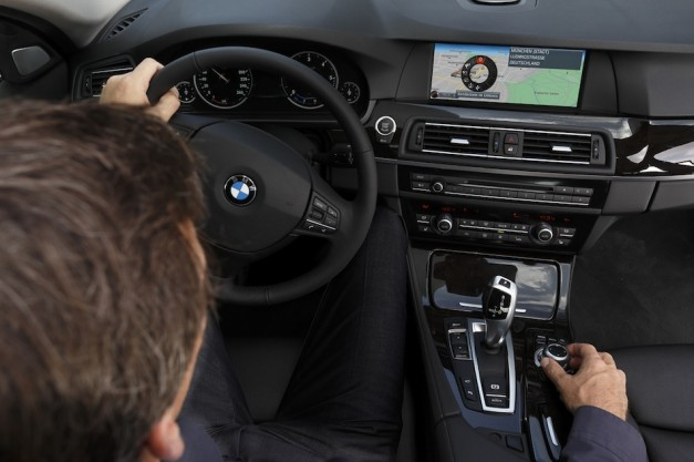 BMW previews next edition of iDrive and ConnectedDrive infotainment systems
