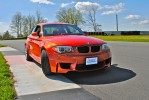 2012 BMW 1-Series M Coupe
