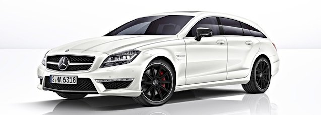 Report: Mercedes-Benz accidentally leaks CLS63 AMG Shooting Brake picture - egmCarTech