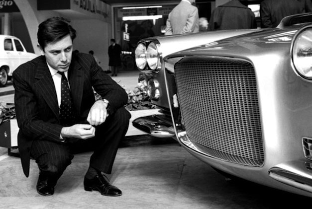 Sergio Pininfarina in the Past