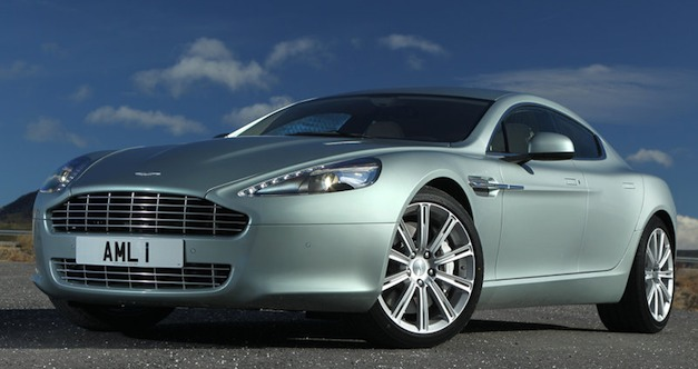 Report: New Aston Martin Rapide to get V12 from Vanquish, a slight redesign