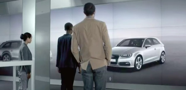 Audi City Showroom