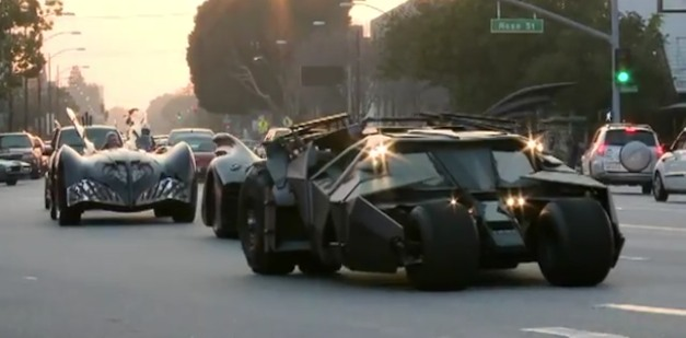 Batmobile Documentary