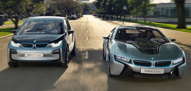 Report: BMW to sell i3 and i8 electric-cars online