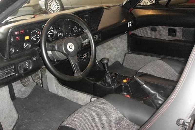 1980 Bmw M1 Coupe Interior Egmcartech